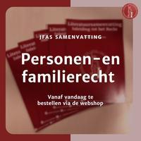 JFAS Samenvatting