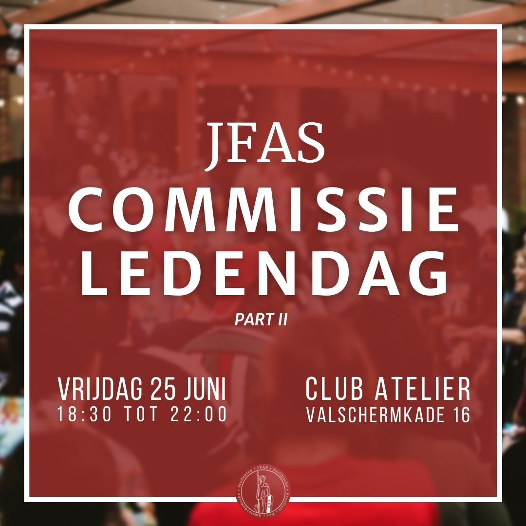 Commissieledendag - Club Atelier