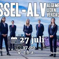 Algemene Ledenvergadering: 27 juli