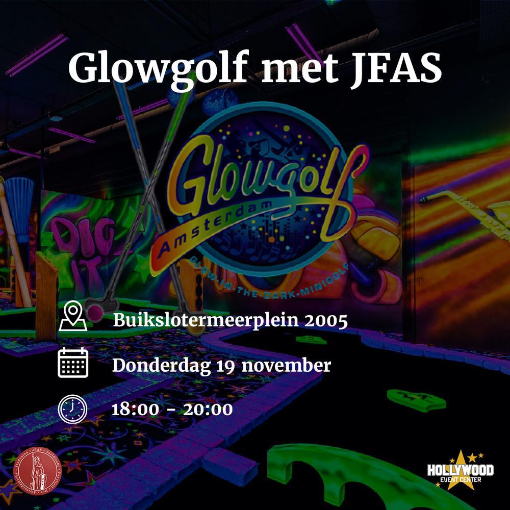 Glowgolf met JFAS