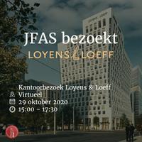 JFAS bezoekt Loyens & Loeff