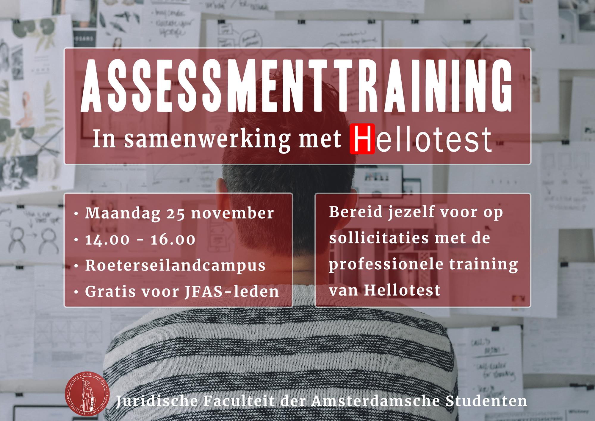 Gratis assessmenttraining