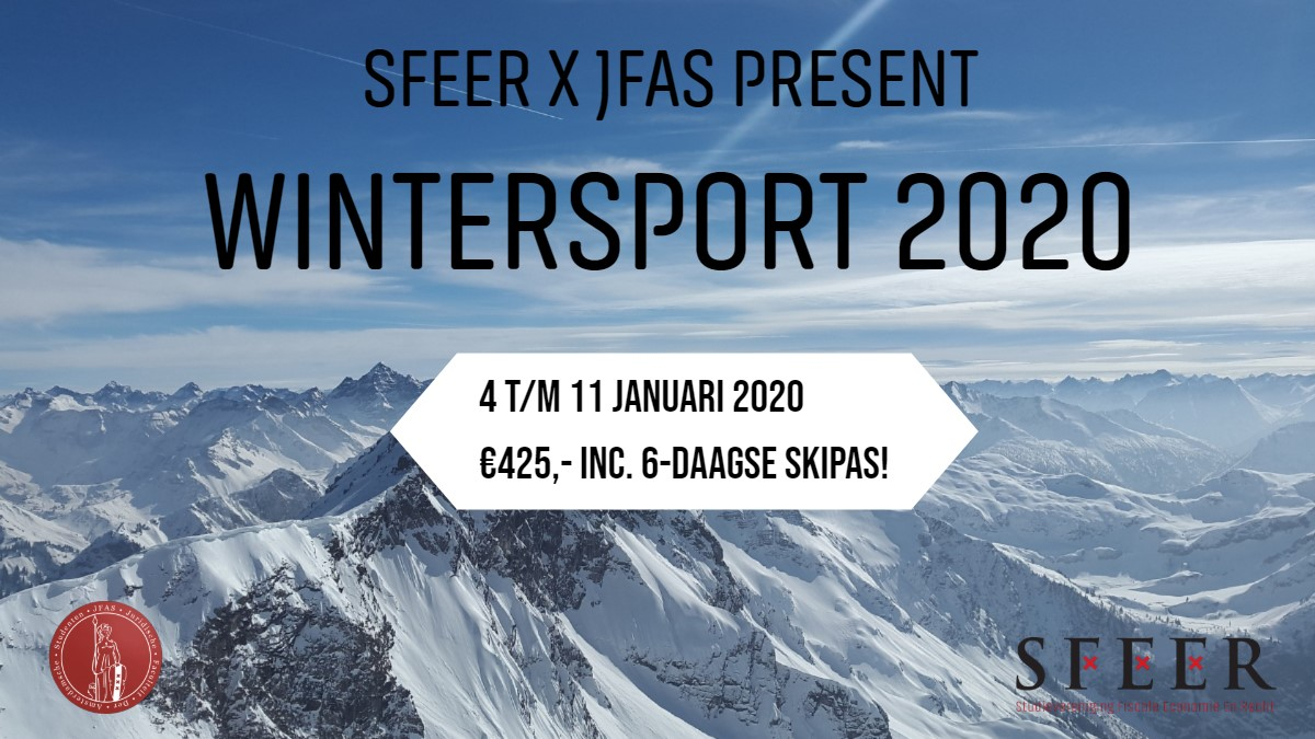 JFAS x SFEER Wintersport