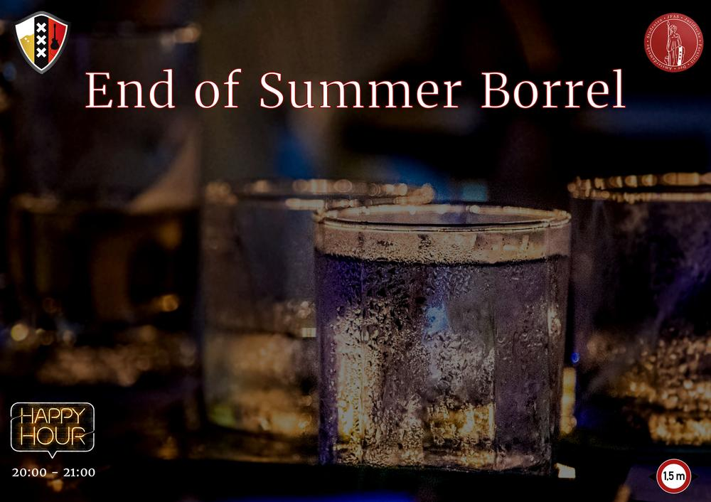 End of Summer Borrel