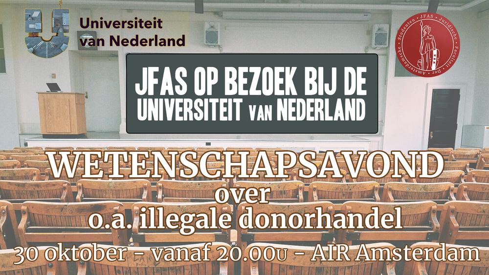 JFAS X Universiteit van Nederland