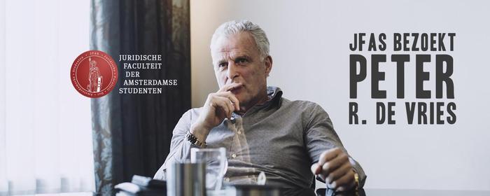 De Raadkamer met Peter R. de Vries II