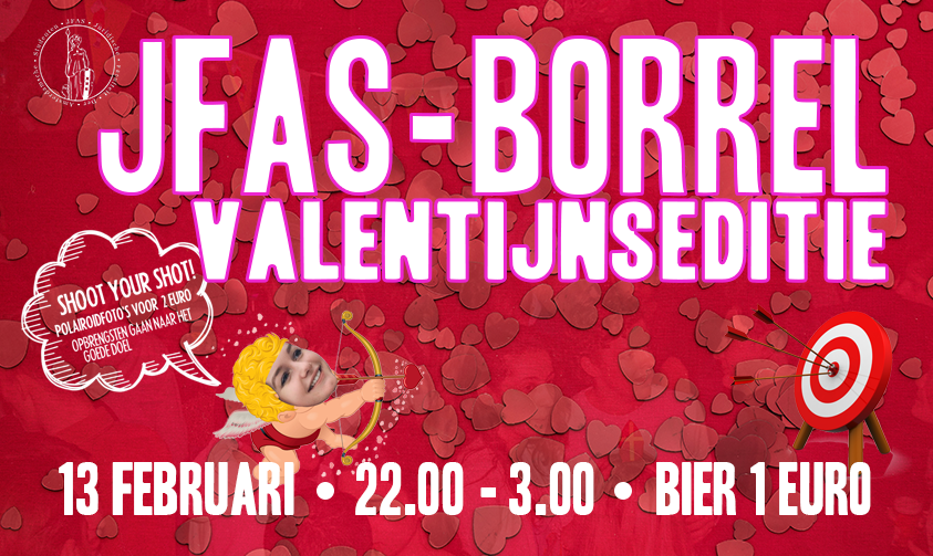 JFAS-Borrel: Valentijnseditie