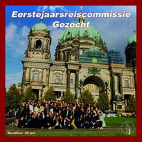Eerstejaarsreiscommissie Gezocht!
