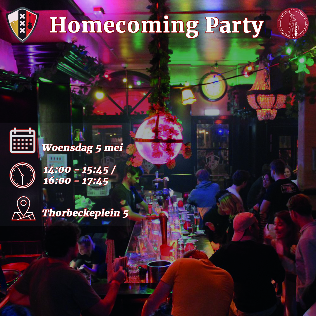 Homecoming party