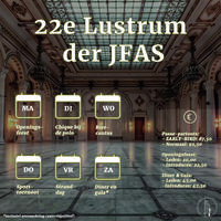 22e Lustrum der JFAS