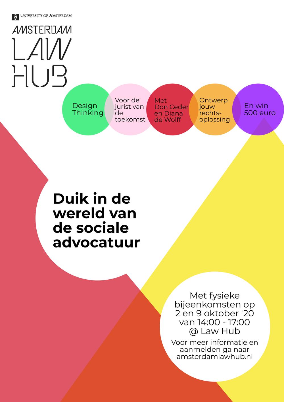 Workshop Sociale Advocatuur