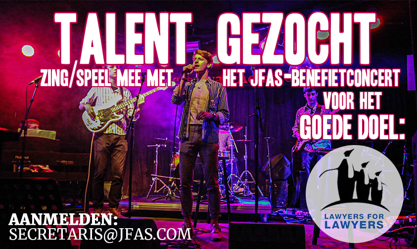 TALENT GEZOCHT
