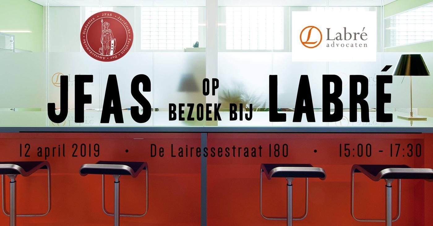 Kantoorbezoek Labré Advocaten