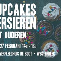 Cupcakes versieren (voor het goede doel)