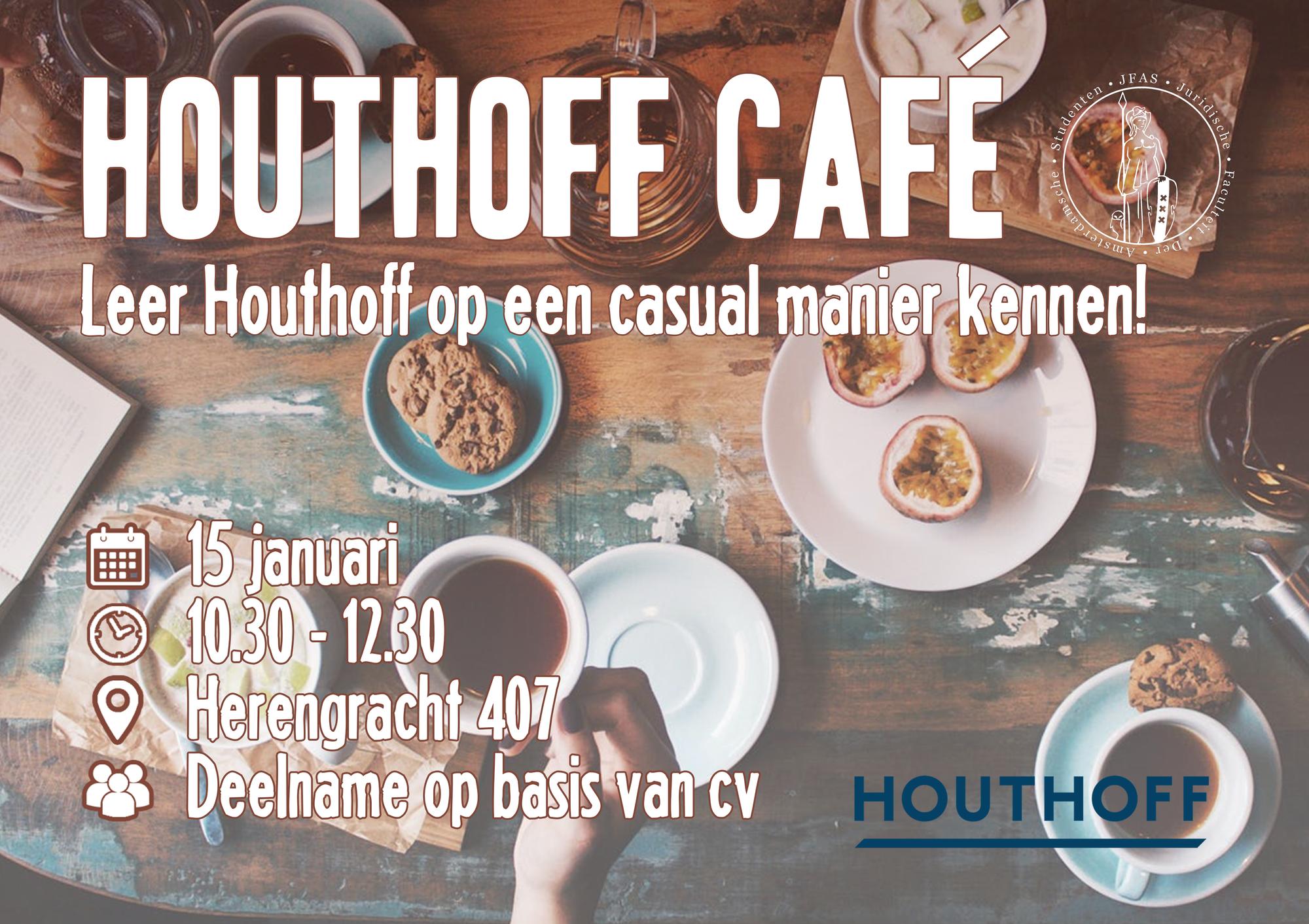 Houthoff Café