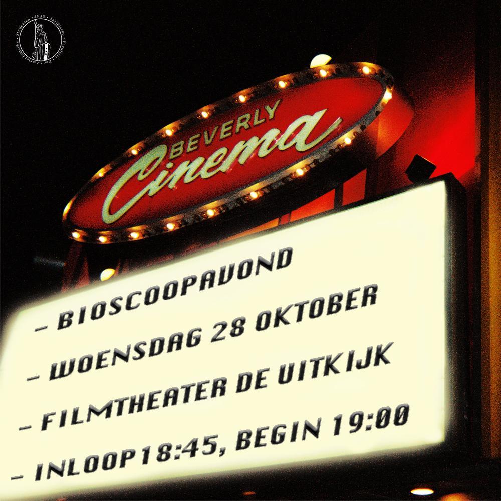 Bioscoopavond Filmtheather de Uitijk
