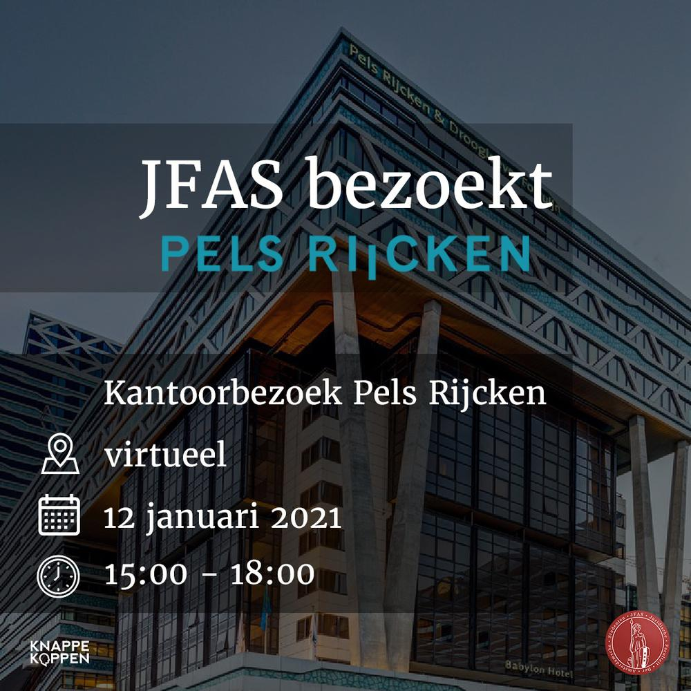 JFAS bezoekt Pels Rijcken