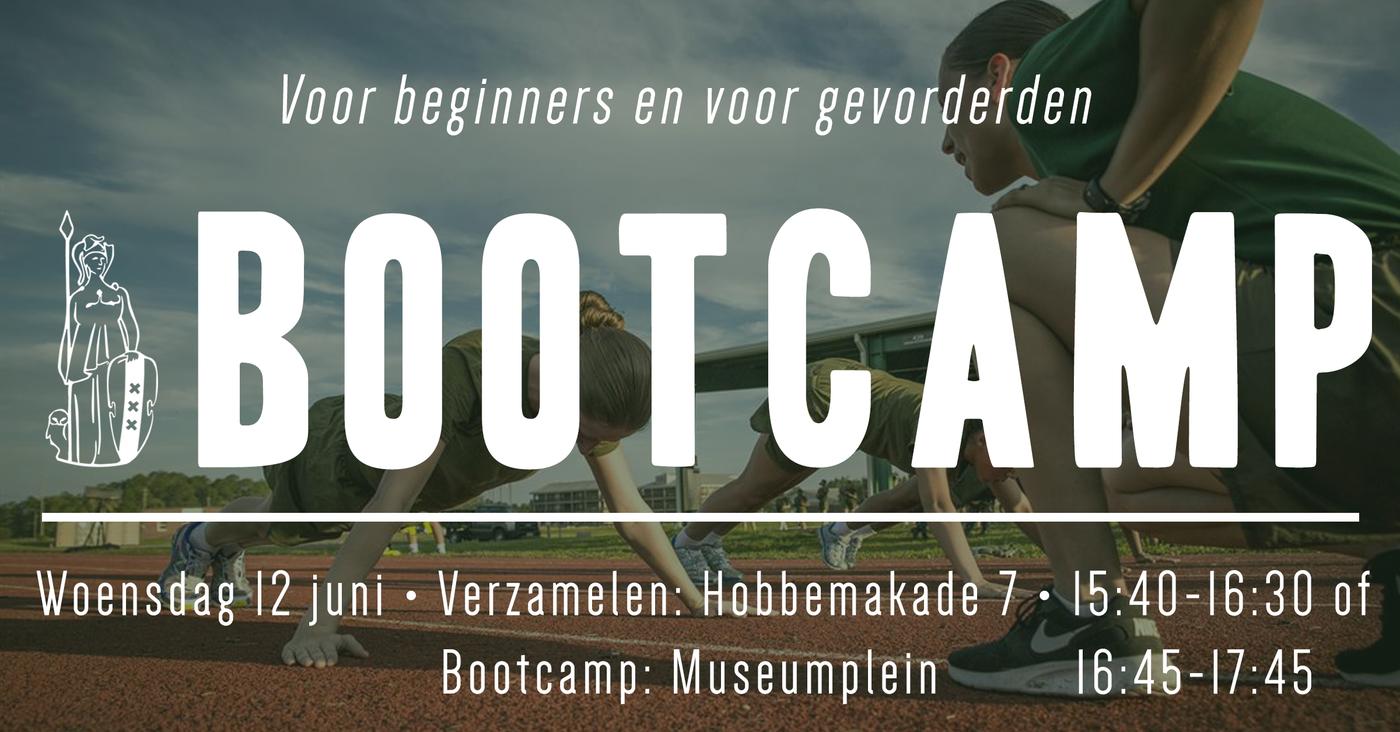 Bootcamp met JFAS