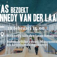 JFAS bezoekt Kennedy van der Laan