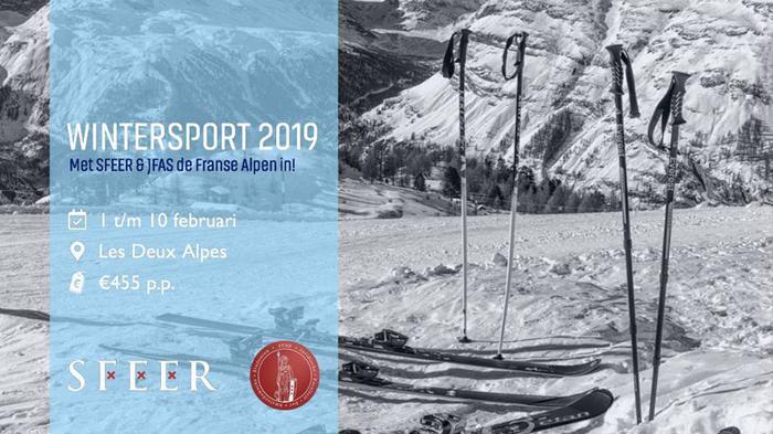 JFAS x SFEER Wintersport 2019