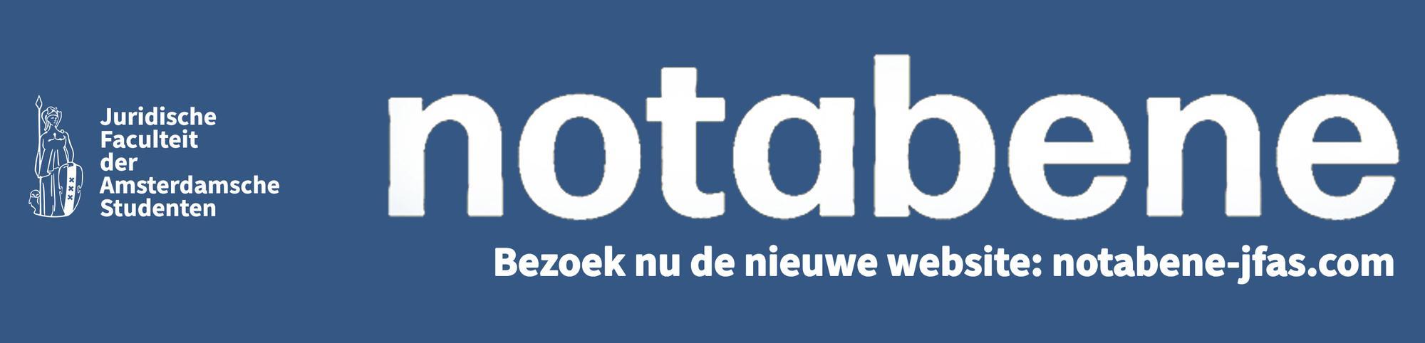 Nieuwe website Nota Bene