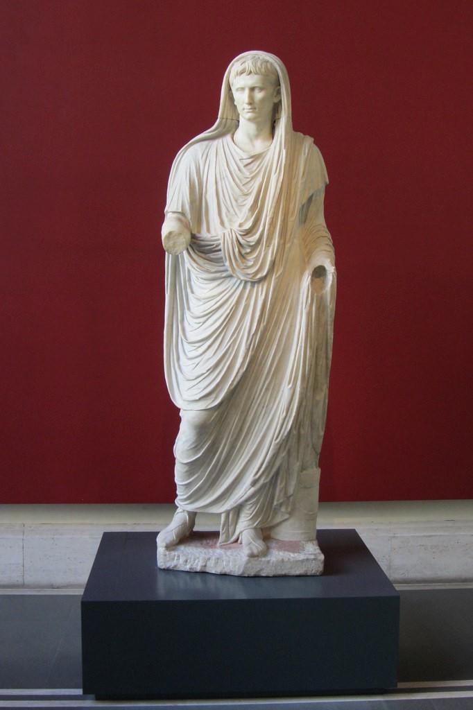Caesar Augustus: spel over overspel