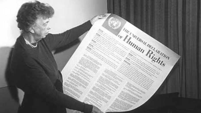 70 jaar universele mensenrechten
