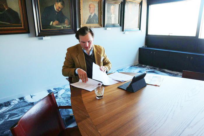 Zondaginterview: Voorzitter bij JFAS - Olaf Stolk